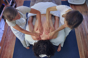 Pain Relief with Nadi Swedana (medicated localized steam therapy) Ayurveda Medicine